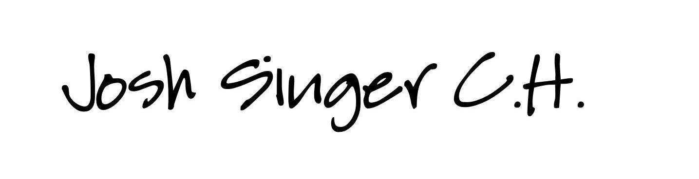 Josh Singer, C.H.